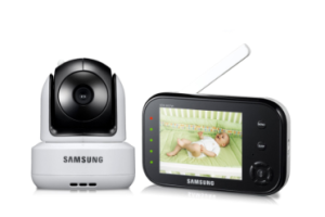 Samsung SEW-3036W Wireless Baby Monitor Review 6