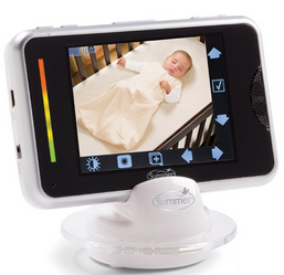 Summer Infant Baby Touch monitor unit