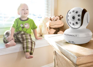 best baby monitor-Motorola MBP33