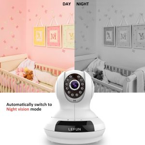 Lefun night and day camera system