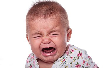 Top 5 Reasons Why Your Baby Cries 1