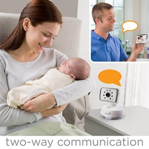 best baby monitor for 2 rooms